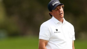 The putter once again let Phil down at Pinehurst.